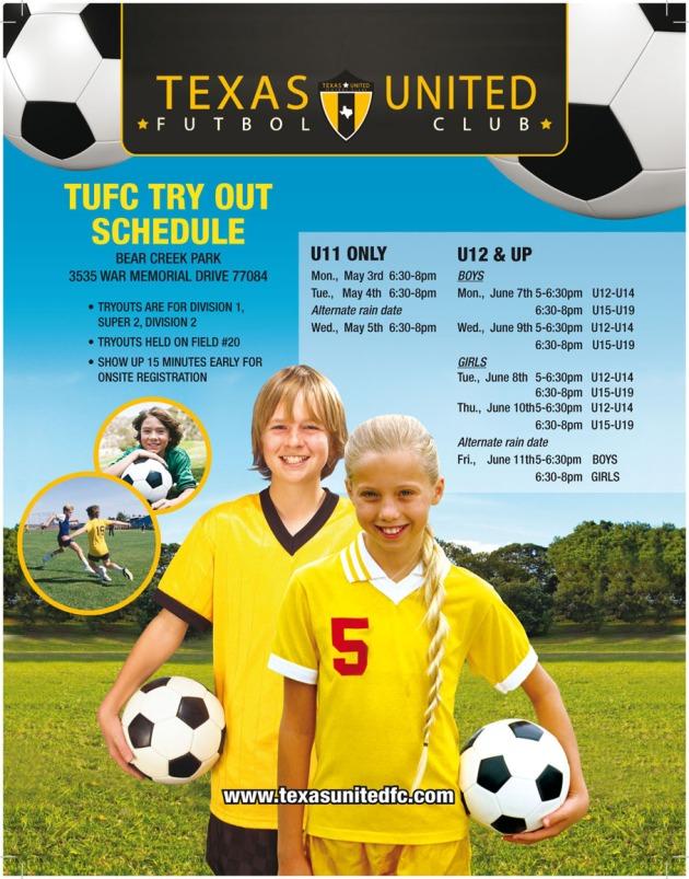 Print Ad Sample: Soccer