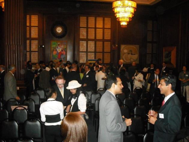 Event hosted by Business Processing Association of the Philippines