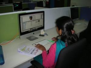 Affinity Express Designer at Work
