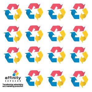 Winning Design: Affinity Express Tote Bag Design Contest