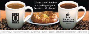 Print Ad Sample: Coffee