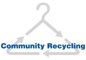 Vector Artwork Design: Community Recycling