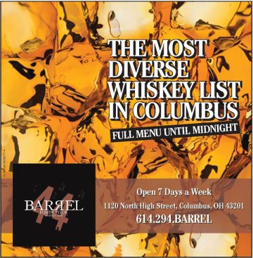 Print Ad Sample: Whiskey