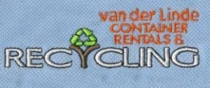 Embroidery Digitizing Sample Design: Van Der Linde Recycling