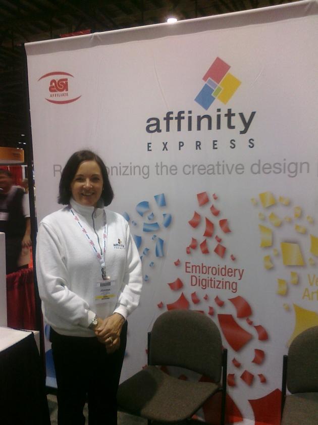 Joanna Grant at ASI Orlando