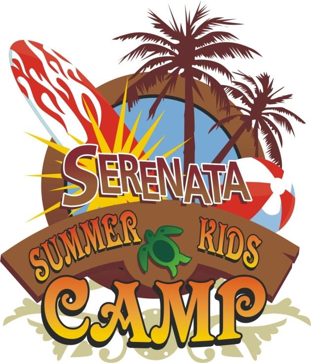 Print design for summer camp