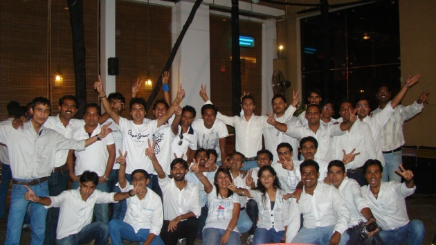 Pune Team Party