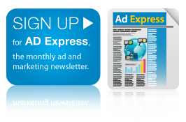 Sign up to Ad Express