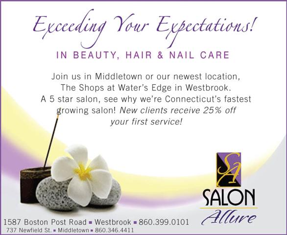 Print Ad: Beauty Care Salon