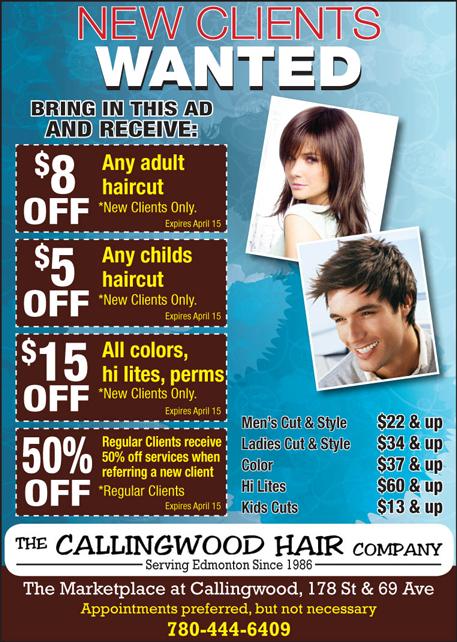 Print Ad: Hair
