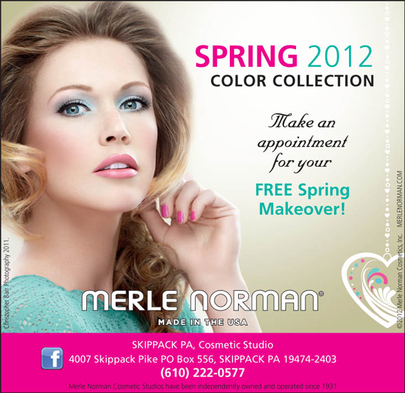 Print Ad: Spring Color