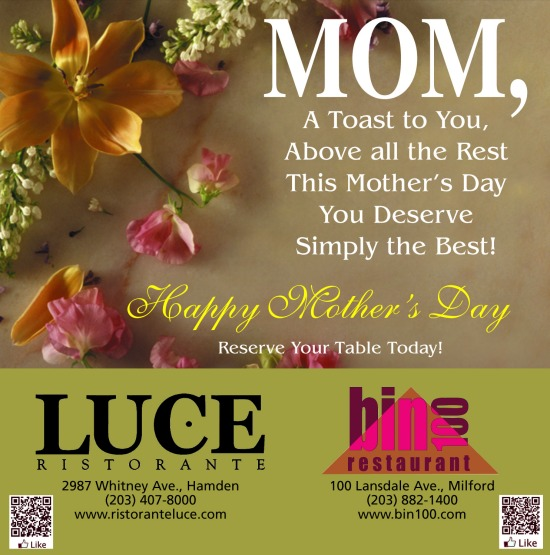 Mother's Day Ad: Restaurant