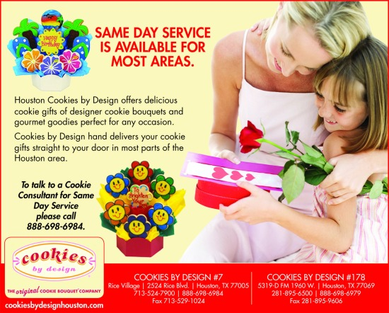 Mother's Day Ad: Cookies