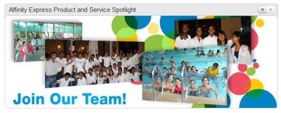 LinkedIn Product and Service Spotlight: Affinity Express Careers