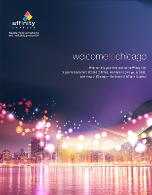 Welcome to Chicago Brochure