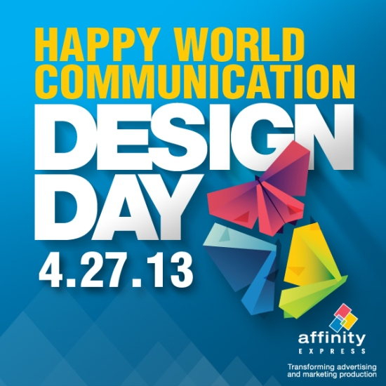 World Communication Design Day