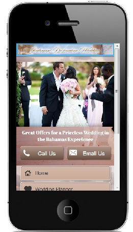 Bahamas Destination Wedding app
