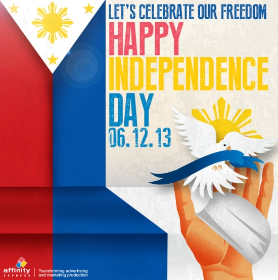Independence Day (Philippines 12June'13)