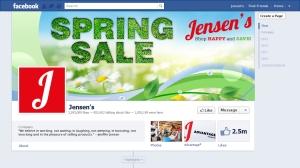 Jensens Facebook 2