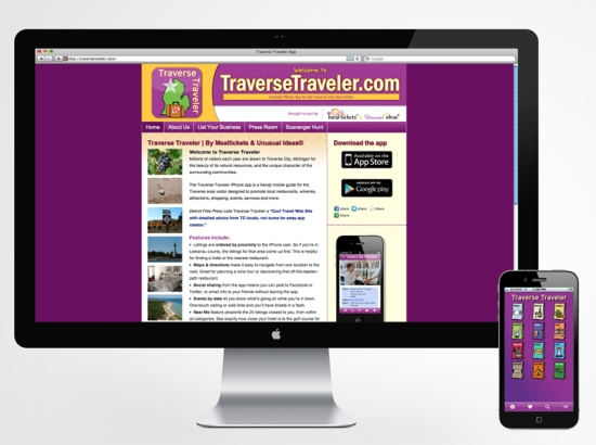 Traverse Travel App