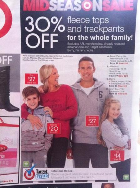 Target Ad with Three Arms