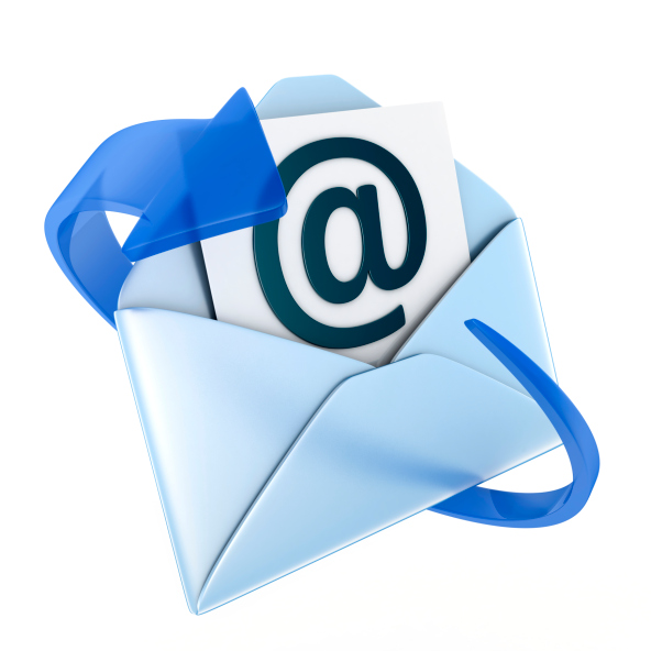 email symbol in word