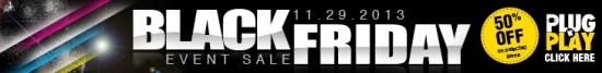 Mobile Ad Black Friday