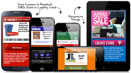 Mobile Coupons (FunMobility)
