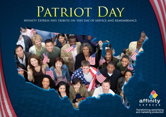 Patriot Day visual 2013