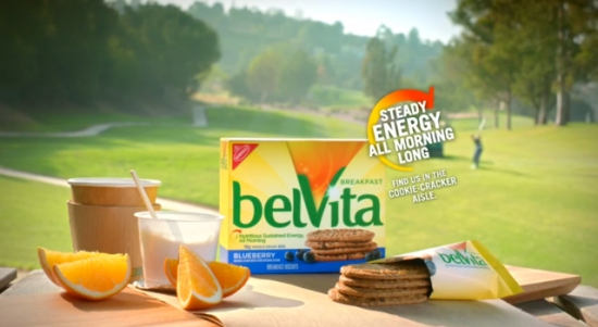 BelVita Golf Ad