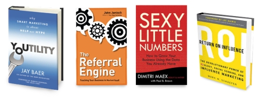 Book covers for blog