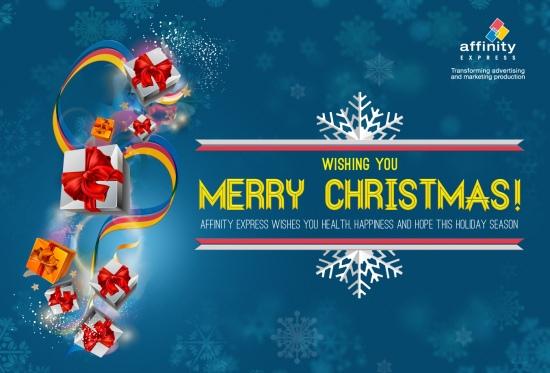 Christmas (2013) visual