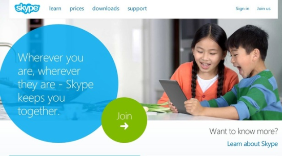 CTA Skype